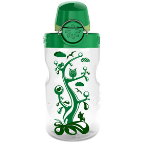 Nalgene Everyday OTF Borraccia 350ml Bambino, baum